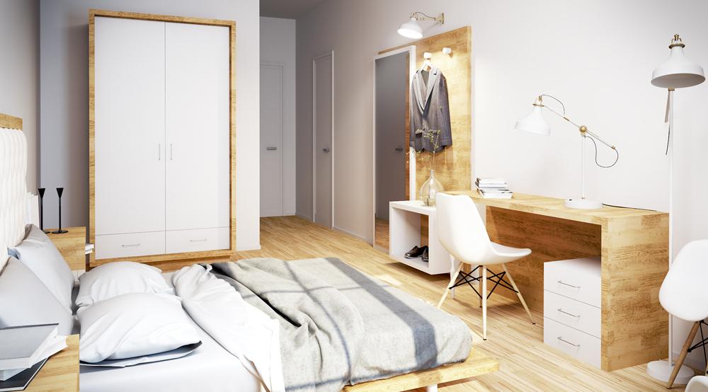 interni-camera-hotel-bianco-legno